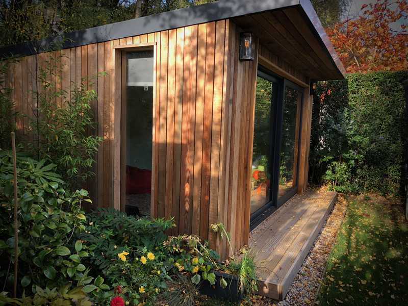 Autumn Garden Room